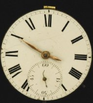 Image of F. B. Adams pocket watch
