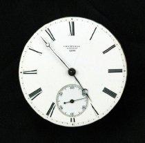 Image of J. Cromwell pocketwatch
