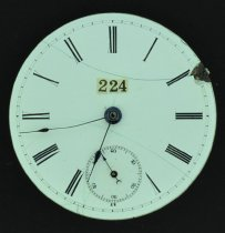 Image of Watch, Pocket - 83.82.534