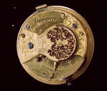 Image of R. Williams pocketwatch