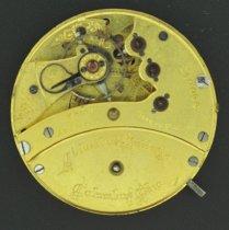 Image of Columbus pocket watch