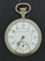 Image of Watch, Pocket - 84.29.347