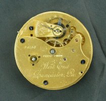 Image of Watch, Pocket - 84.29.354