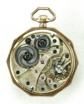 Image of Watch, Pocket - 85.18.12