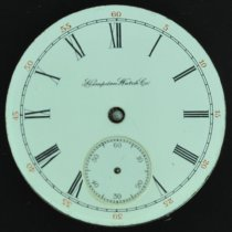 Image of Hampden pocket watch
