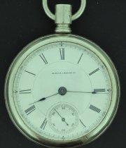 Image of Aurora Watch Co. pocket watch