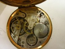 Image of KnickerBOCKER Watch Co movement