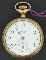 Image of New York Standard pocket watch