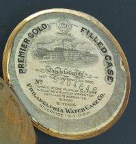 Image of New York Standard pocket watch