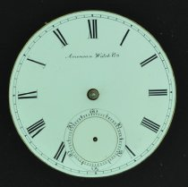 Image of Watch, Pocket - 89.22.33