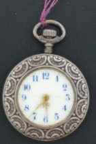 Image of New England pocket watch