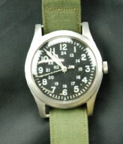 Image of Hamilton wristwatch
