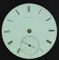 Image of New York Watch Co. pocket watch