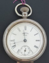 Image of Ingersoll pocket watch