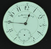 Image of Watch, Pocket - 93.47.15
