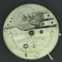 Image of Watch, Pocket - 93.47.3