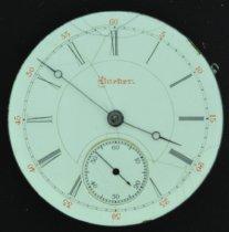 Image of Hampden pocket watch