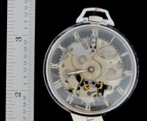 Image of Girard-Perregaux and Company pocket watch