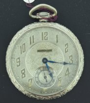 Image of Watch, Pocket - 94.1.93