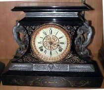 Image of Rosalind Mantel Clock
