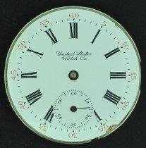 Image of Watch, Pendant - 95.12.12