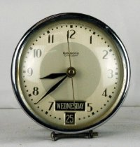 Image of Clock, Shelf - 95.7