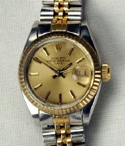 Image of Rolex wristwatch