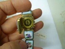 Image of Enamel bracelet