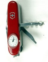 Image of Victorinox knife/watch