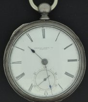Image of Watch, Pocket - BS27.105
