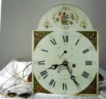 Image of Clock, Tall Case - BS27.215