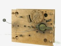 Image of Movement, Clock - BS27.283