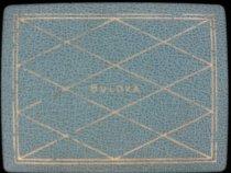 Image of Top of Bulova Watch box