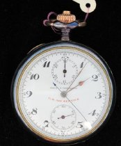 Image of Unknown maker chronograph