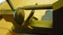 Image of balance wheel pivot polisher