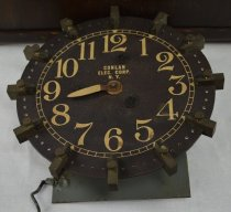 Image of Conlan Electric Co.- front of dial