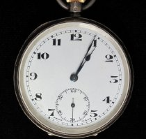 Image of Watch, Pocket - 83.62.110