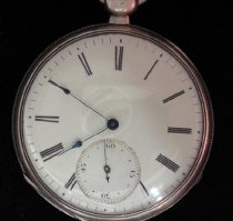 Image of French, Cooper & ce pocket watch
