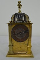 Image of German Table Clock- front