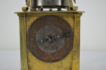 Image of German Table Clock- dial