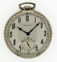 Image of Watch, Pocket - 2000.27.5