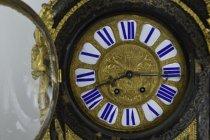 Image of Vincenti Et Cie - Bracket Clock - Dial