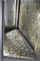 Image of Vincenti Et Cie - Bracket Clock - Inside case detail