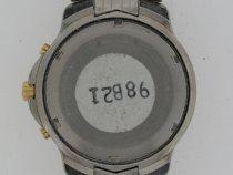 Image of Bulova Chronograph Salesmans Sample - Back of Dial