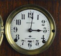 Image of Seth Thomas shelf clock