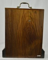Image of Manross shelf clock