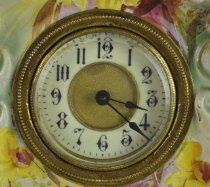 Image of Unknown maker shelf clock