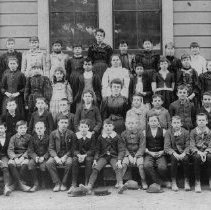 Image of 1973.13.2 - Central School Class