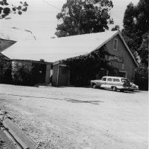 Image of 1973.6.10 - Sutter Home Winery with cars