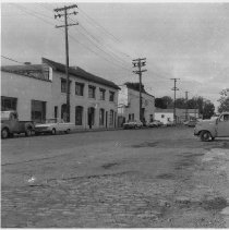 Image of 1973.6.5 - Napa Valley Christian Church and Mayflower Warehouse
